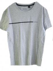 Pánske tričko GUESS U92G10 šedej