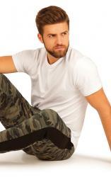Pánske tričko s krátkym rukávom Litex 99595