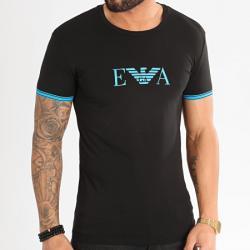 Pánske triko Emporio Armani 11035 0P523 čierna