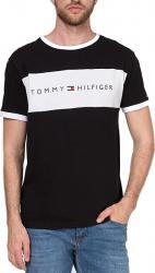 Pánske triko Tommy Hilfiger UM0UM01170 TEE LOGO FLAG