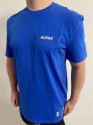 Pánské trikoGuess U1GA22 modré