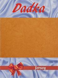 Plachta jersey - karamel - 200x220