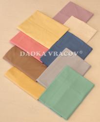 Prestieradlá - bavlnená plachta - biela - 240-250x220