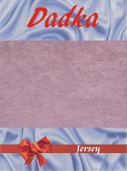 Prestieradlá jersey - fialová - 200x220