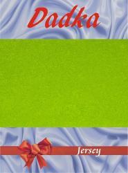 Prestieradlá jersey - kiwi - 200x220