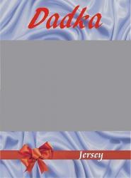 Prestieradlá jersey - šedá - 160-180x200