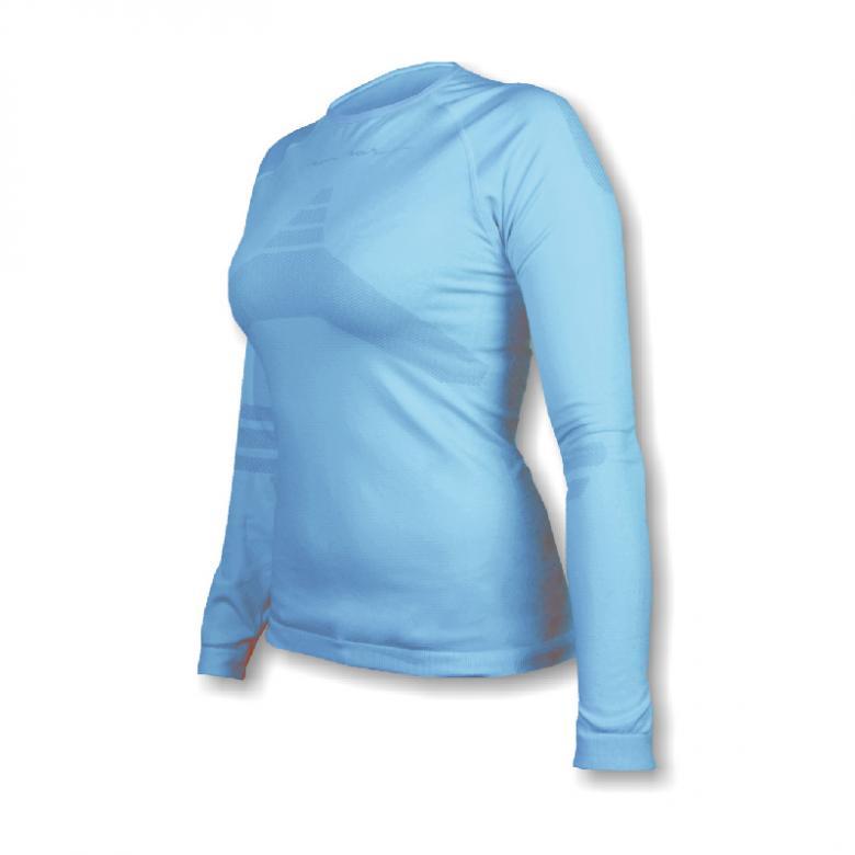 5f2a1f50caab Otázky k produktu SENSOR Seamless Tričko dlhý rukáv dámske modrá ...