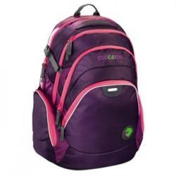 �kolsk� batoh HAMA Coocazoo JobJobber Purple Magentic 119804