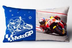 Svietiace vankúšik M-Sector MotoGP modrý