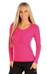 Tričko dámske s dlhým rukávem Litex 60324
